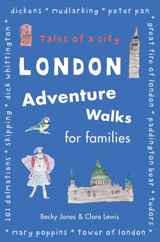 London adventure walks